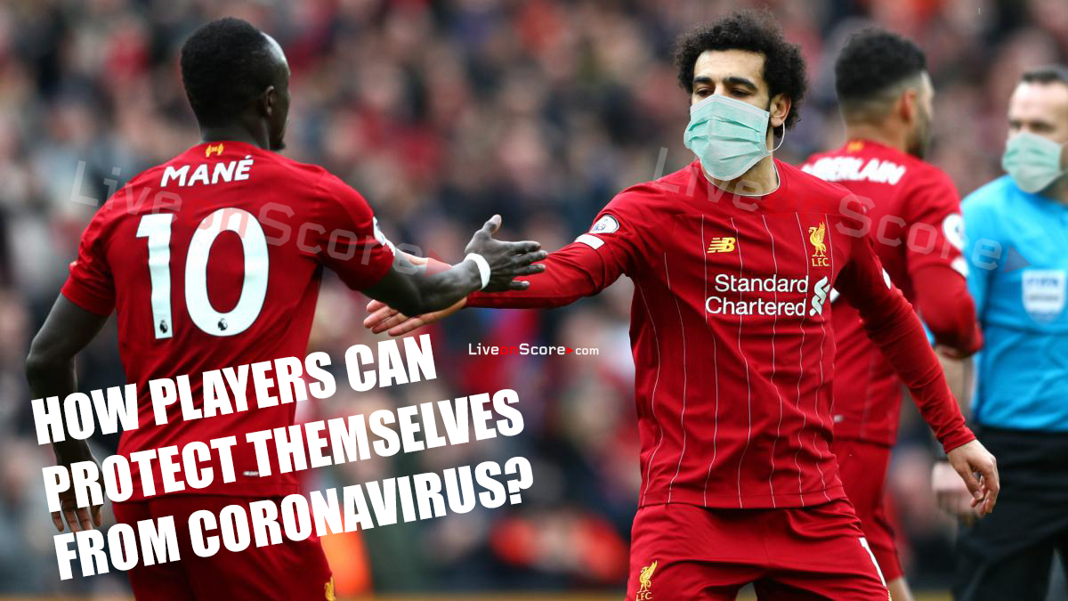 How Football Players and Fans can protect themselves from Coronavirus? (COVID-19)