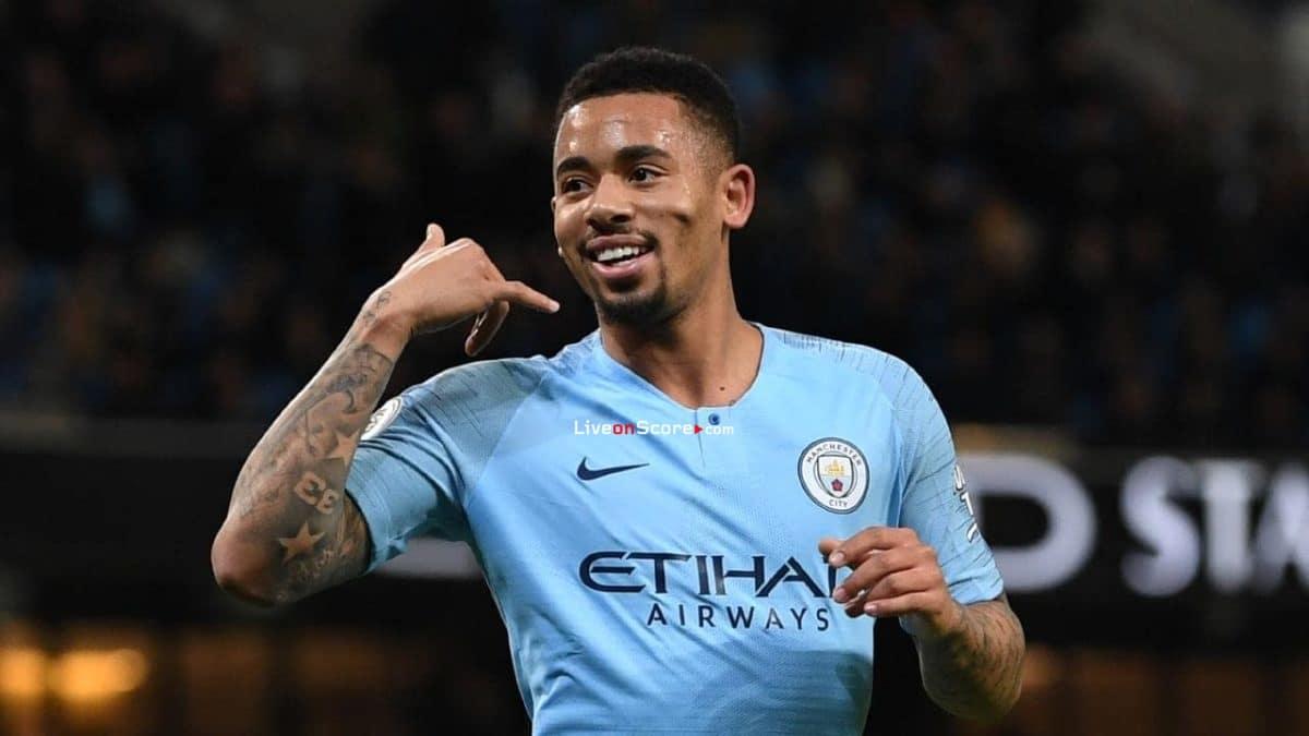 Según los informes, la Juventus está planeando un acuerdo de intercambio para atraer a Gabriel Jesus del Manchester City