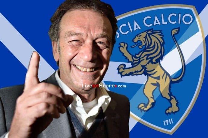 El presidente de Brescia, Massimo Cellino, tiene COVID-19