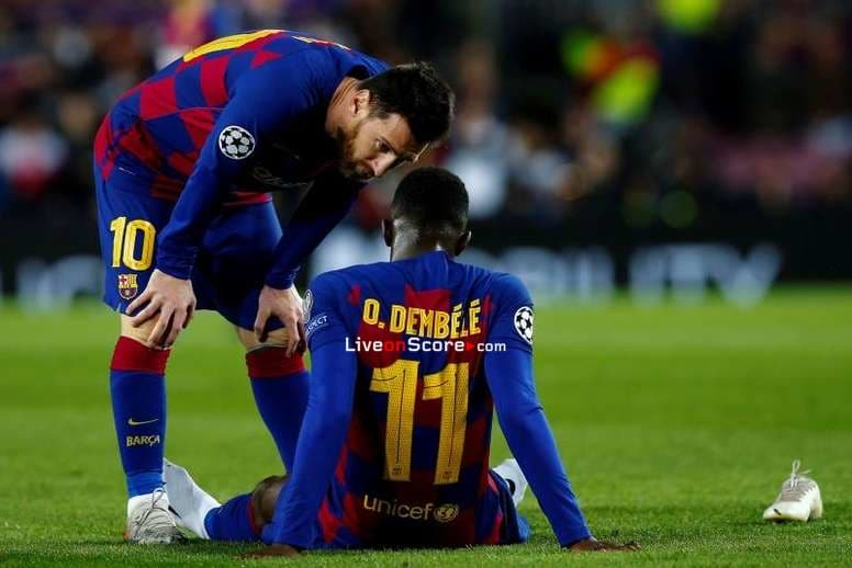 Two Euro giants eyeing Barcelona star who they value at around €70m