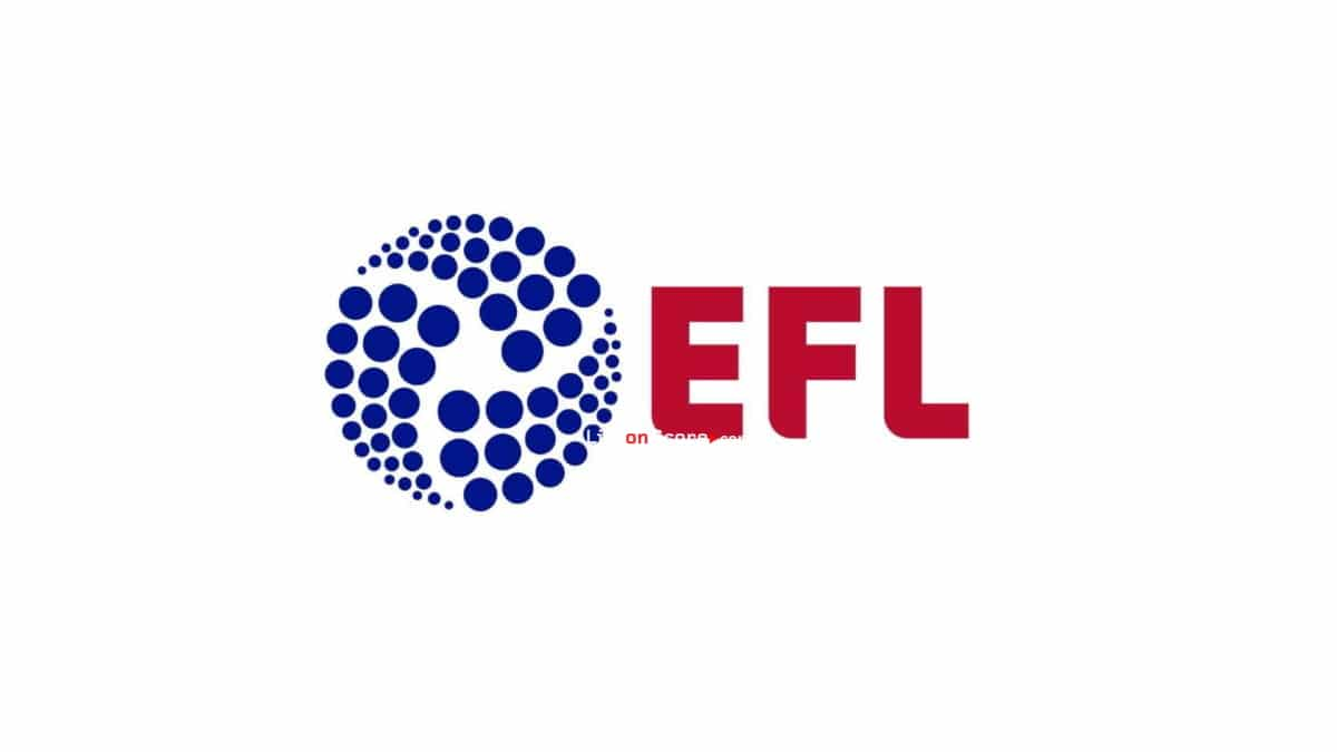 EFL lays out tentative plans to finish 113 matches in 56 days