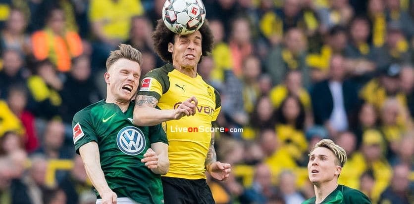 BVB with excellent recent record against Wolfsburg