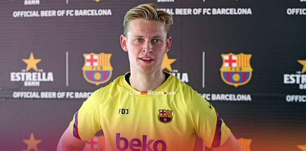 De Jong: 'Great to be back'