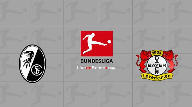 Friburgo vs Bayer Leverkusen Previa, Predicciones y Pronostico Transmision en vivo Bundesliga 2020
