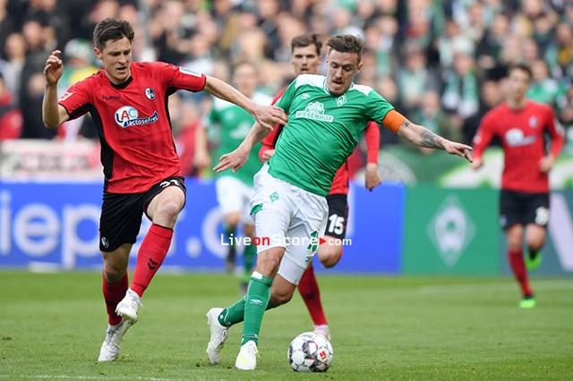Werder Vs Leipzig