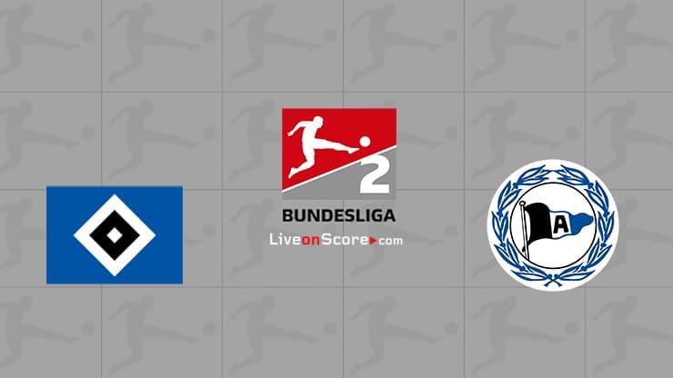 Hamburger SV vs Arminia Bielefeld Preview and Prediction Live stream Bundesliga 2  2020
