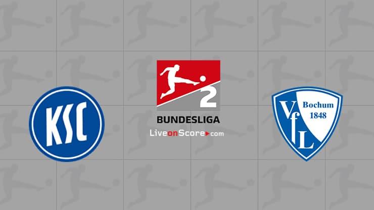 Karlsruher vs Bochum Preview and Prediction Live stream Bundesliga 2  2020