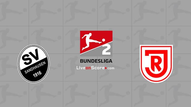 Sandhausen vs Regensburg Preview and Prediction Live stream Bundesliga 2  2020