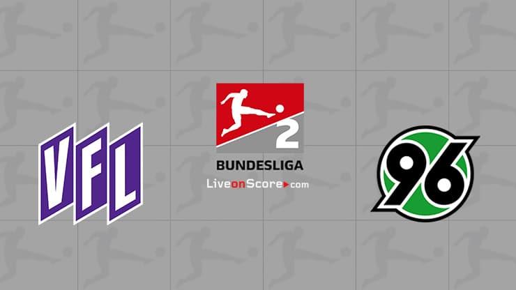 VfL Osnabruck vs Hannover Preview and Prediction Live stream Bundesliga 2  2020