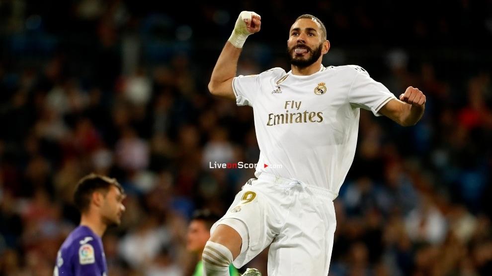 El Real Madrid Benzema es el único delantero centro de Zidane