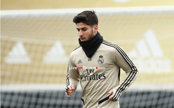 """Asensio: """"I feel very good and the knee is responding well"""""""