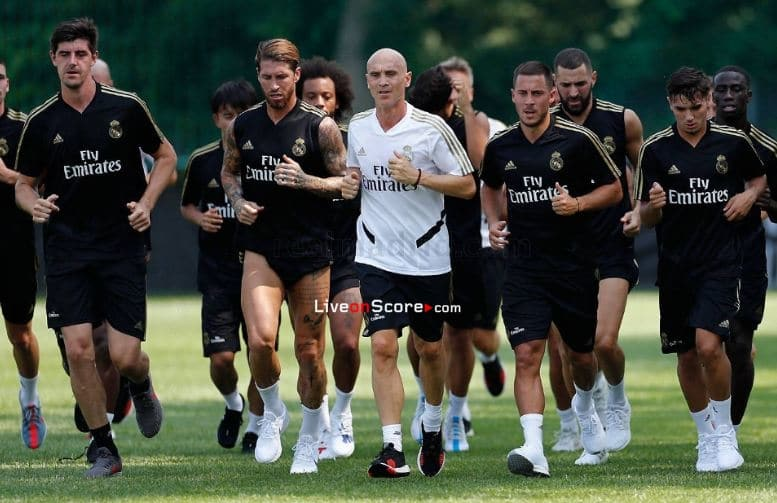 El Real Madrid tiene una fecha de regreso para el entrenamiento - 11 de mayo