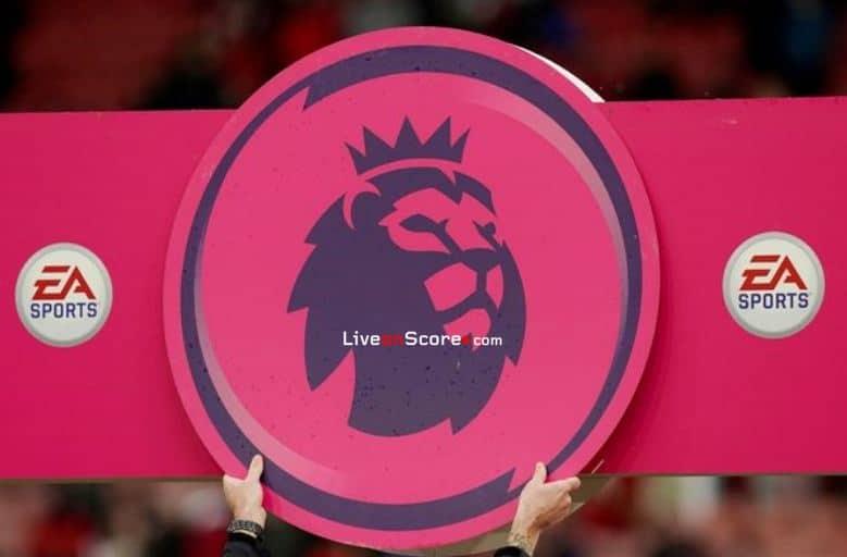 Premier League statement on return to training