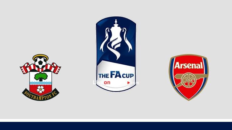 Southampton vs Arsenal Preview and Prediction Live stream Fa Cup 2021