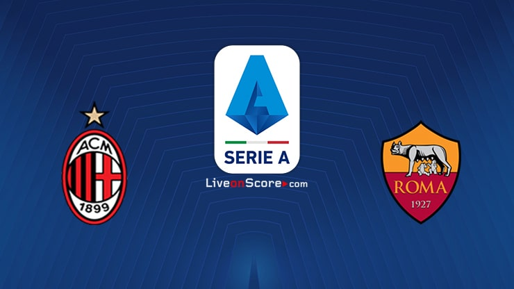 AC Milan vs AS Roma Preview and Prediction Live stream Serie Tim A 2020