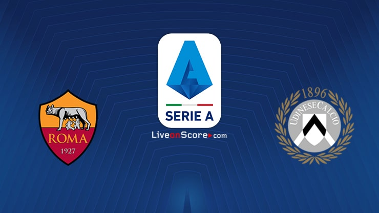 AS Roma vs Udinese Preview and Prediction Live stream Serie Tim A 2020
