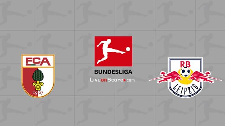 Augsburg vs RB Leipzig Prediccion y Pronostico Transmision en vivo Bundesliga 2020