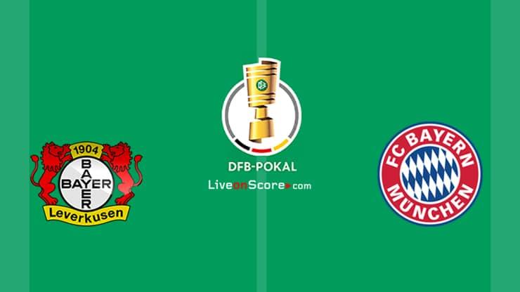 Bayer Leverkusen vs Bayern Munich Preview and Prediction Live Stream DFB Pokal Final 2020