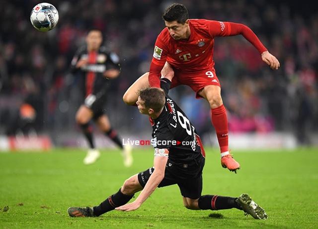 Leverkusen Bayern Stream