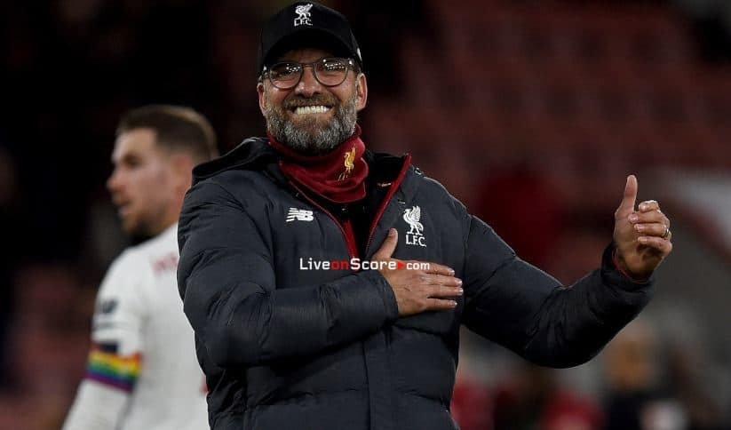 Jürgen Klopp exclusive: 'My message is: Winning the Premier League is for you'