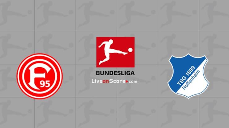 Dusseldorf vs Hoffenheim Preview and Prediction Live stream Bundesliga 2020