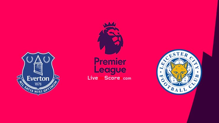 Everton vs Leicester Preview and Prediction Live stream Premier League 2020
