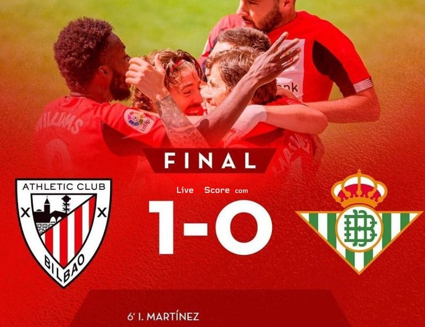 Ath Bilbao 1-0 Betis Full Highlight Video – LaLiga Santander