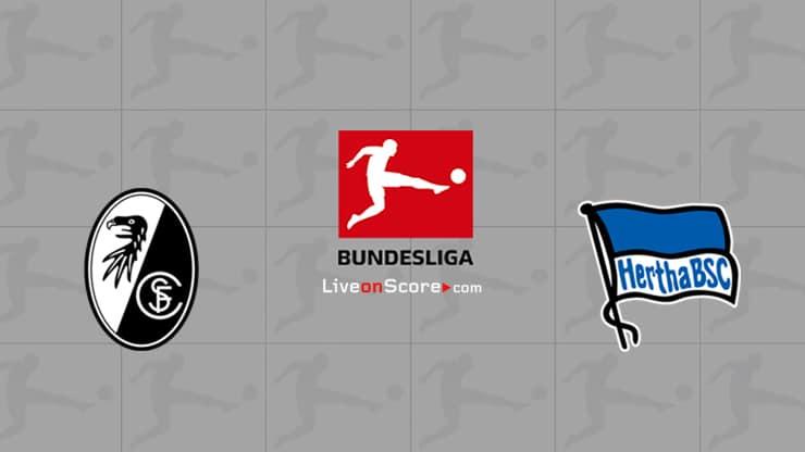 Freiburg vs Hertha Berlin Preview and Prediction Live stream Bundesliga 2020