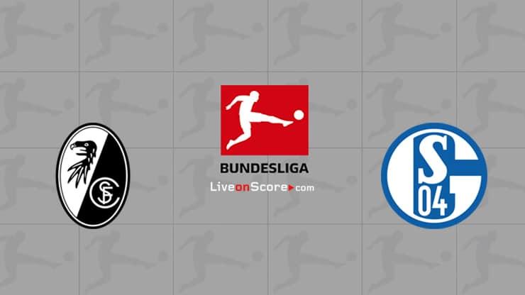 Friburgo vs Schalke Prediccion y Pronostico Transmision en vivo Bundesliga 2020