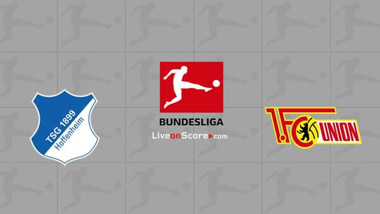 Hoffenheim vs Union Berlin Preview and Prediction Live stream Bundesliga 2020
