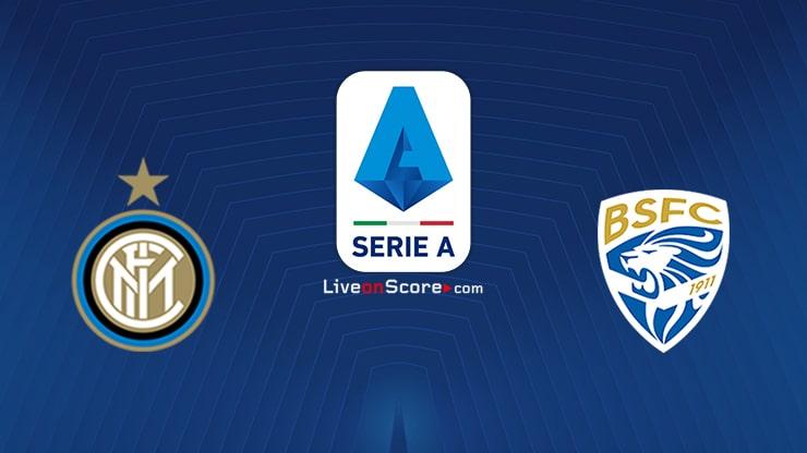 Inter vs Brescia Preview and Prediction Live stream Serie Tim A 2020