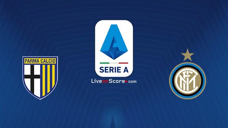 Parma vs Inter Preview and Prediction Live stream Serie Tim A 2020