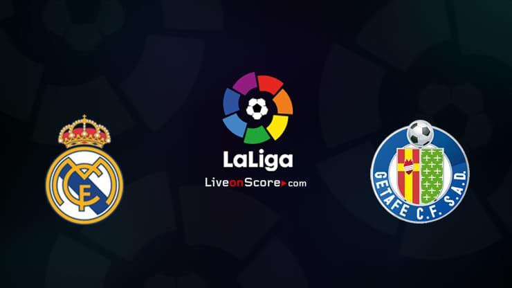 Real Madrid vs Getafe Preview and Prediction Live stream LaLiga Santander 2020