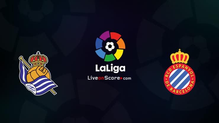 Real Sociedad vs Espanyol Preview and Prediction Live stream LaLiga Santander 2020