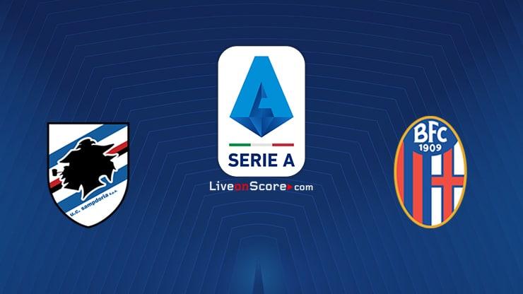 Sampdoria vs Bologna Preview and Prediction Live stream Serie Tim A 2020/2021