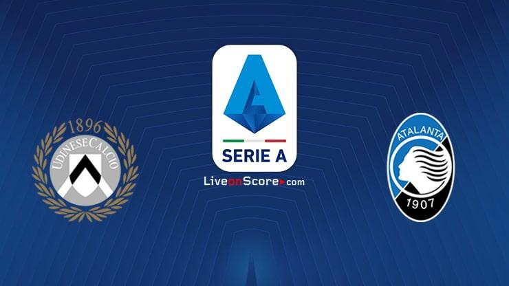 Udinese vs Atalanta Preview and Prediction Live stream Serie Tim A 2020