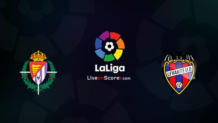 Valladolid vs Levante Preview and Prediction Live stream LaLiga Santander 2020