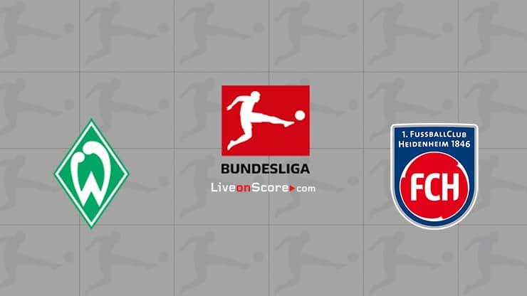 Werder Bremen vs Heidenheim Preview and Prediction Live stream Bundesliga Relegation Play Offs – Final 2020