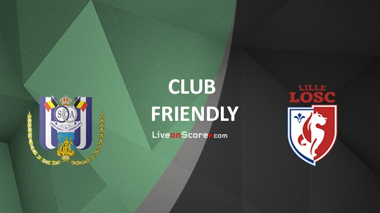 Anderlecht vs Lille Preview and Prediction Live stream – Club Friendly 2020
