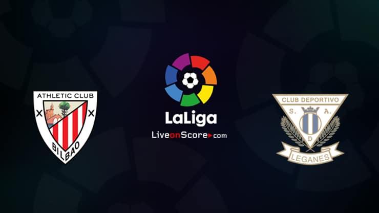 Ath Bilbao vs Leganes Preview and Prediction Live stream LaLiga Santander 2020