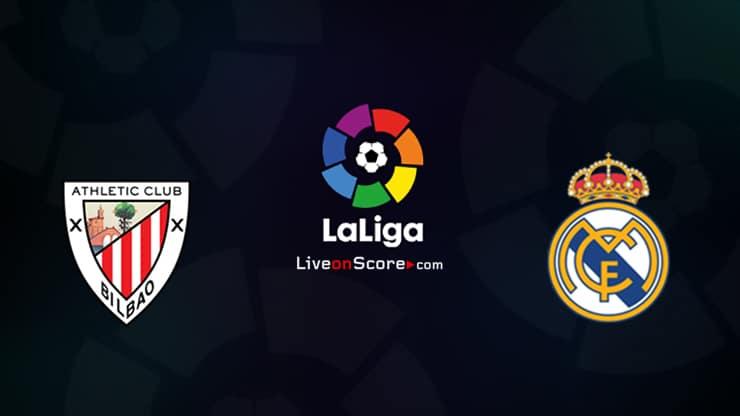 Ath Bilbao vs Real Madrid Prediccion y Pronostico Transmision en vivo LaLiga Santander 2020