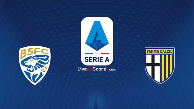 【足球直播】意甲第36輪:2020.07.25 23:15-布雷西亞 VS 帕爾馬(Brescia VS Parma)