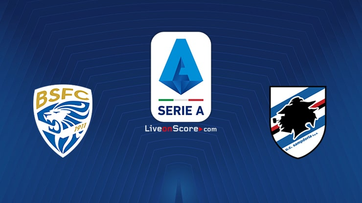 Brescia vs Sampdoria Preview and Prediction Live stream Serie Tim A 2020