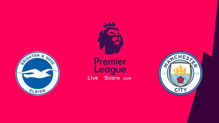 Brighton vs Manchester City Preview and Prediction Live stream Premier League 2020