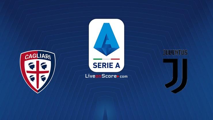 Cagliari vs Juventus Preview and Prediction Live stream Serie Tim A 2020