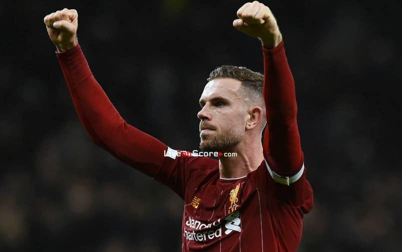 Premier League champion: Jordan Henderson's best bits