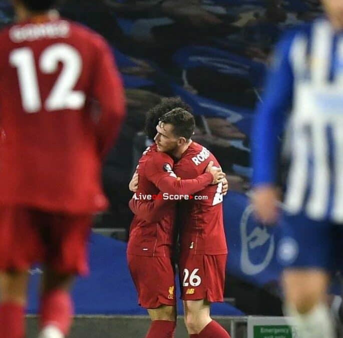 Brighton 1-3 Liverpool Full Highlight Video – Premier League