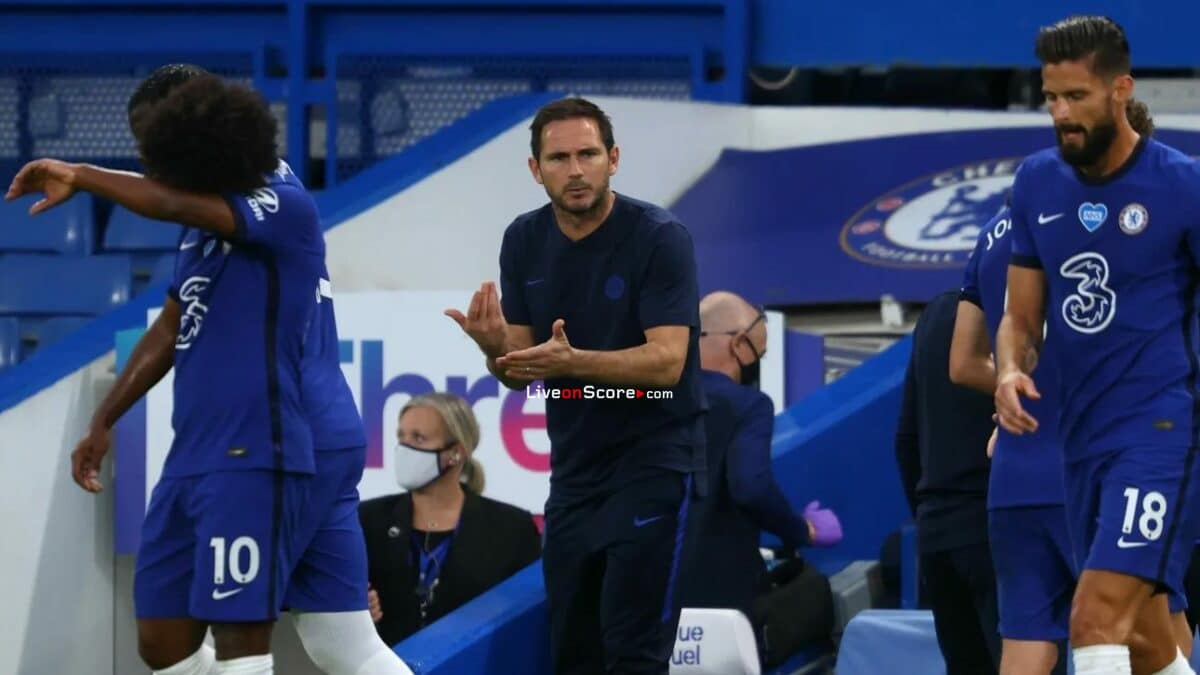 LAMPARD: JOB DONE BUT MORE TO DO