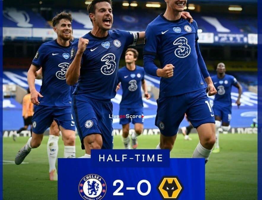 Chelsea 2-0 Wolves Full Highlight Video – Premier League
