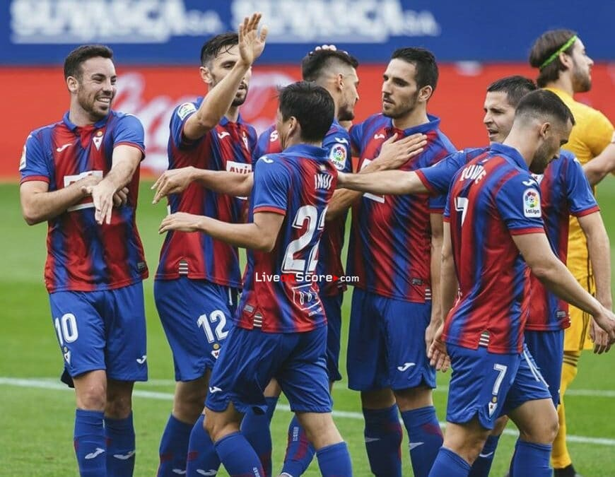 Eibar 3-1 Valladolid Full Highlight Video – LaLiga Santander